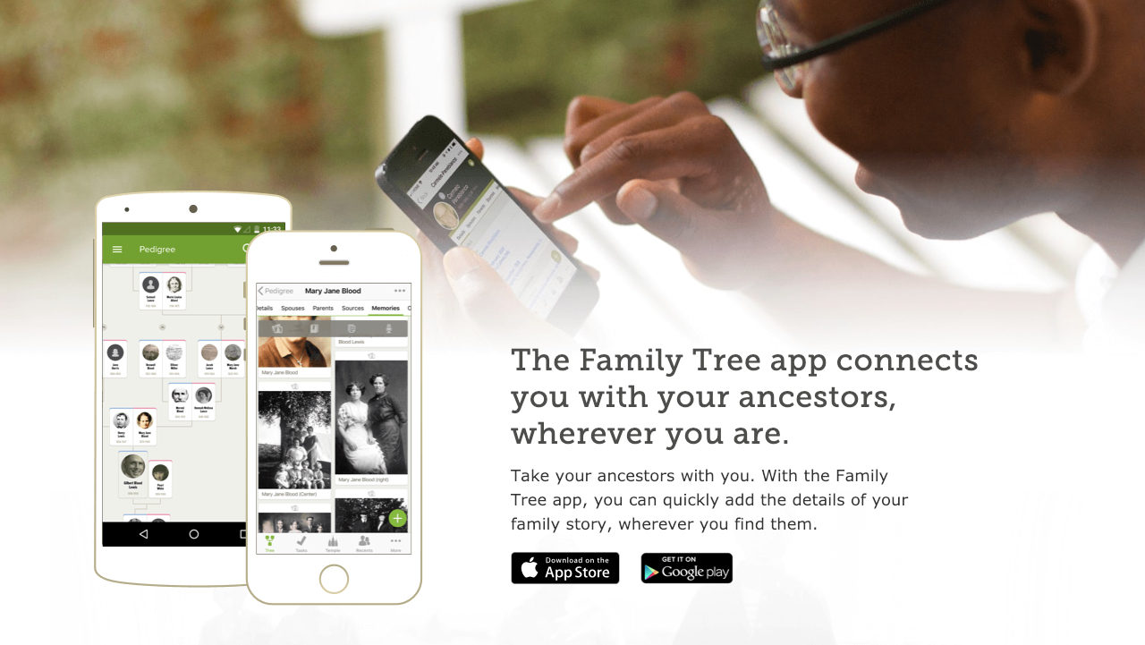 Since it was launched in 2014, the FamilySearch Tree Mobile app has had more than 4 million downloads.