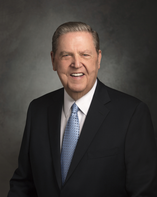 Elder Jeffrey R. Holland of the Quorum of the Twelve Apostles
