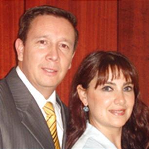 Osvaldo E. and Adriana G. Martinez