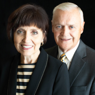 Eva L. and Barry G. Garlick