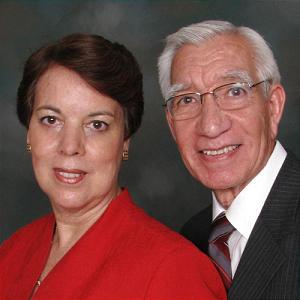 Marcela and Jorge A. Rojas