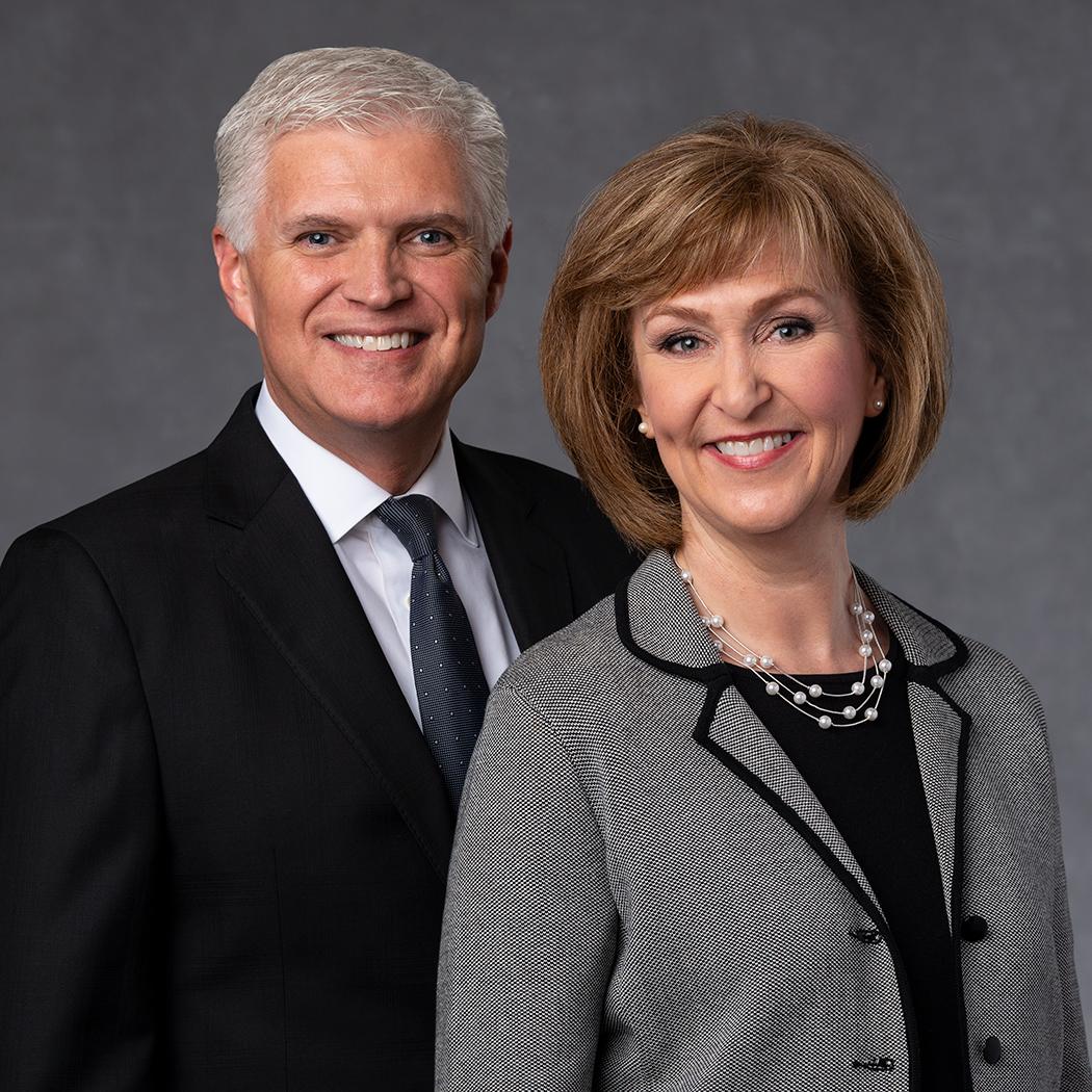 Gary B. and Jana L. Garrett
