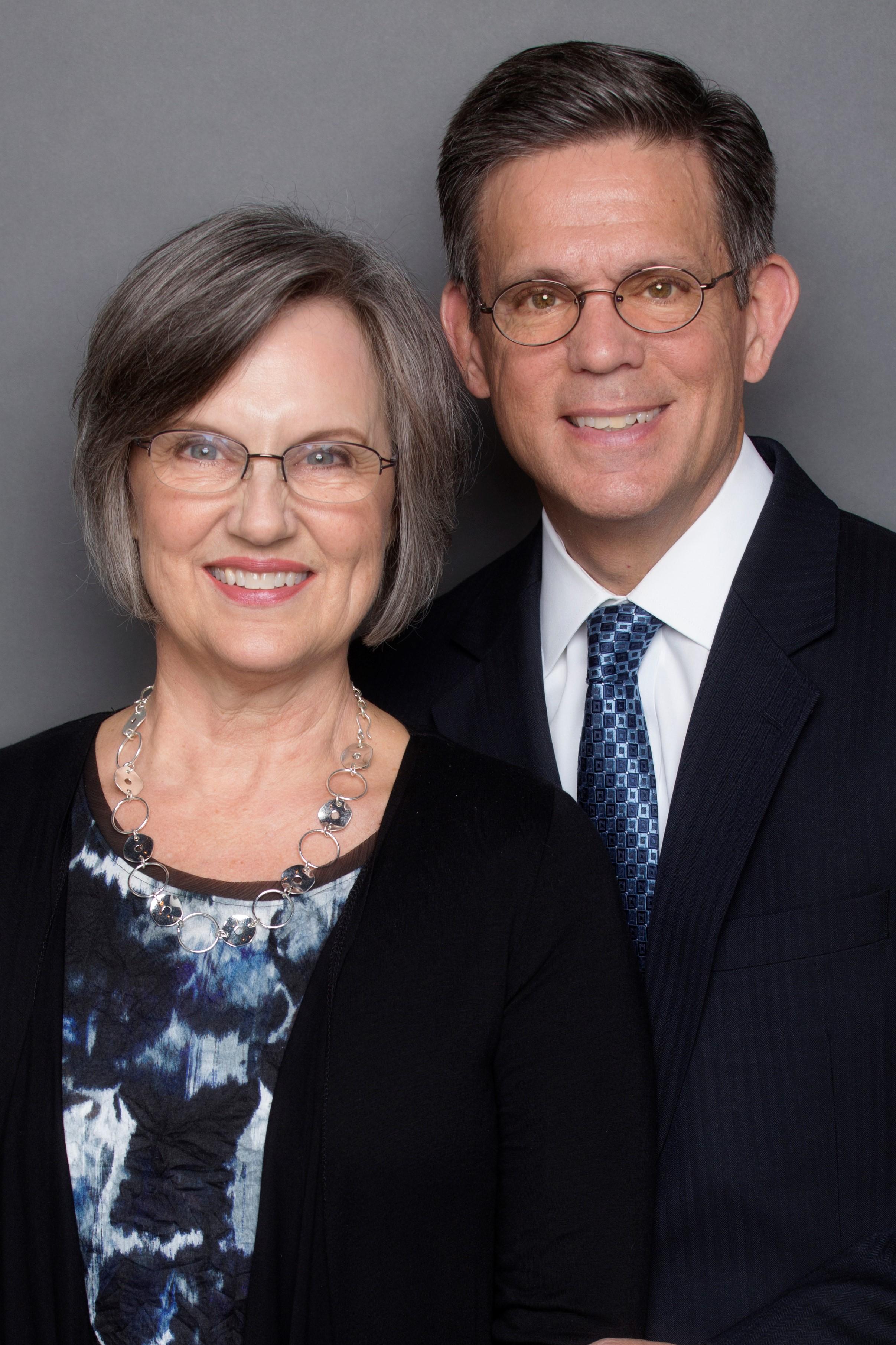 Leslie Niven and Milan Foster Kunz