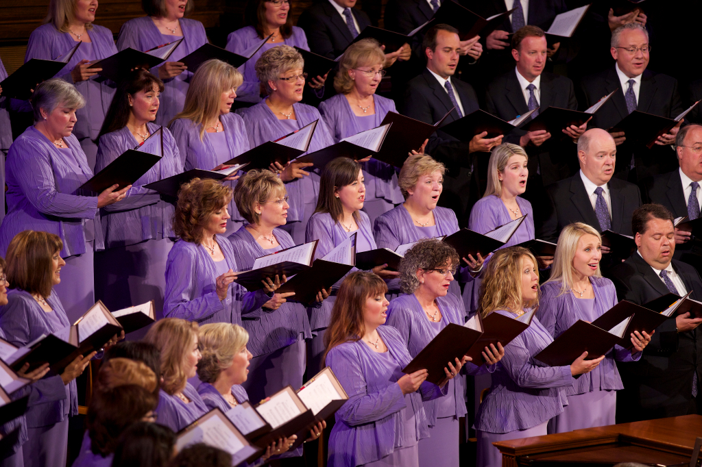 Tabernacle Choir to celebrate Easter this year with a new