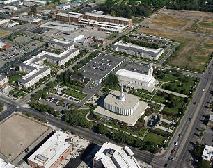 The Church announced plans on Feb. 17, 2010, to give the Ogden Utah Temple a major renovation and face-lift.