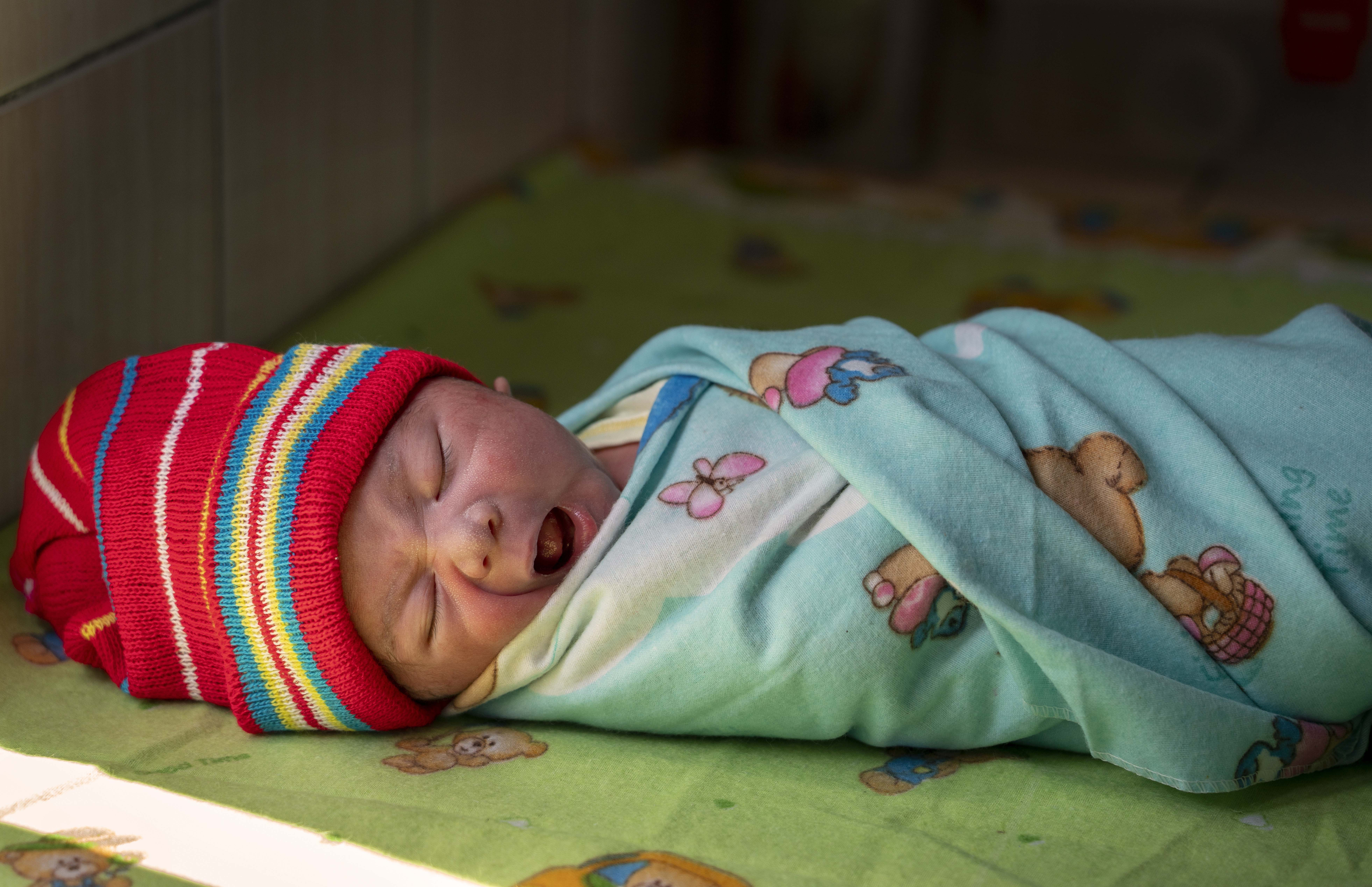 Latter-day Saint Charities provides training and equipment for attendants to support the care and resuscitation of newborns at birth in addition to improving maternal survival following births.