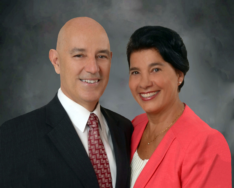 Pedro D. and Sonia T. Penha