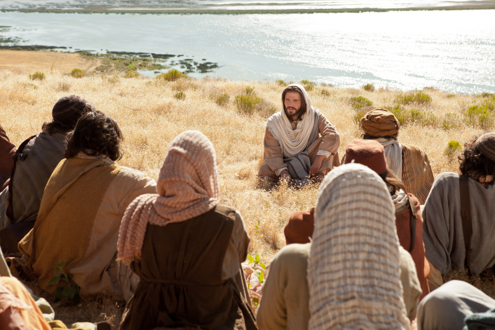 A scene from the Church's Bible videos depicts the Savior preaching His Sermon on the Mount to a group of people. On March 5, 2019, the First Presidency announced changes to the names of LDS.org, Mormon.org and other Church communication channels.
