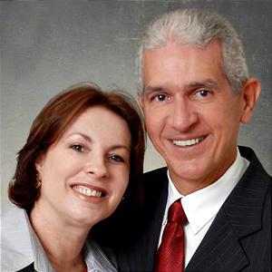 Ana Marcia and Cleto P. Oliveira