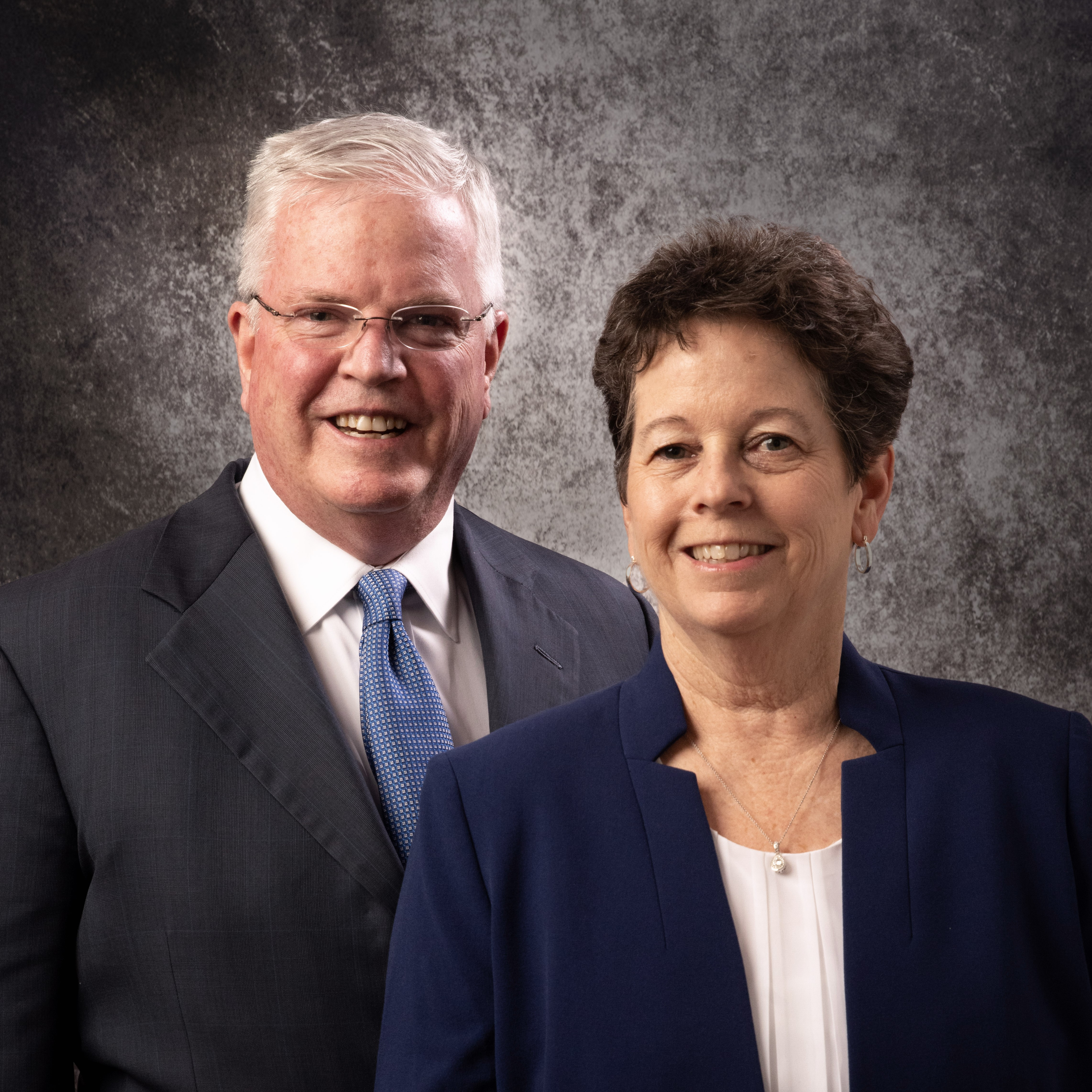 W. David and Dodie Blake