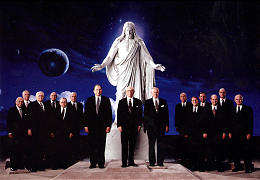 """""""No one could have asked for greater unity than we have today in the Church among the General Authorities."""""""