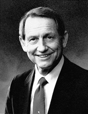 Elder Hartman Rector Jr., emeritus General Authority