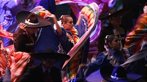 Colorful program celebrates Mexican culture.