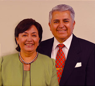 Bertha R. and Gilberto J. Cerda