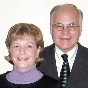 Beverly and Marc D. Jones