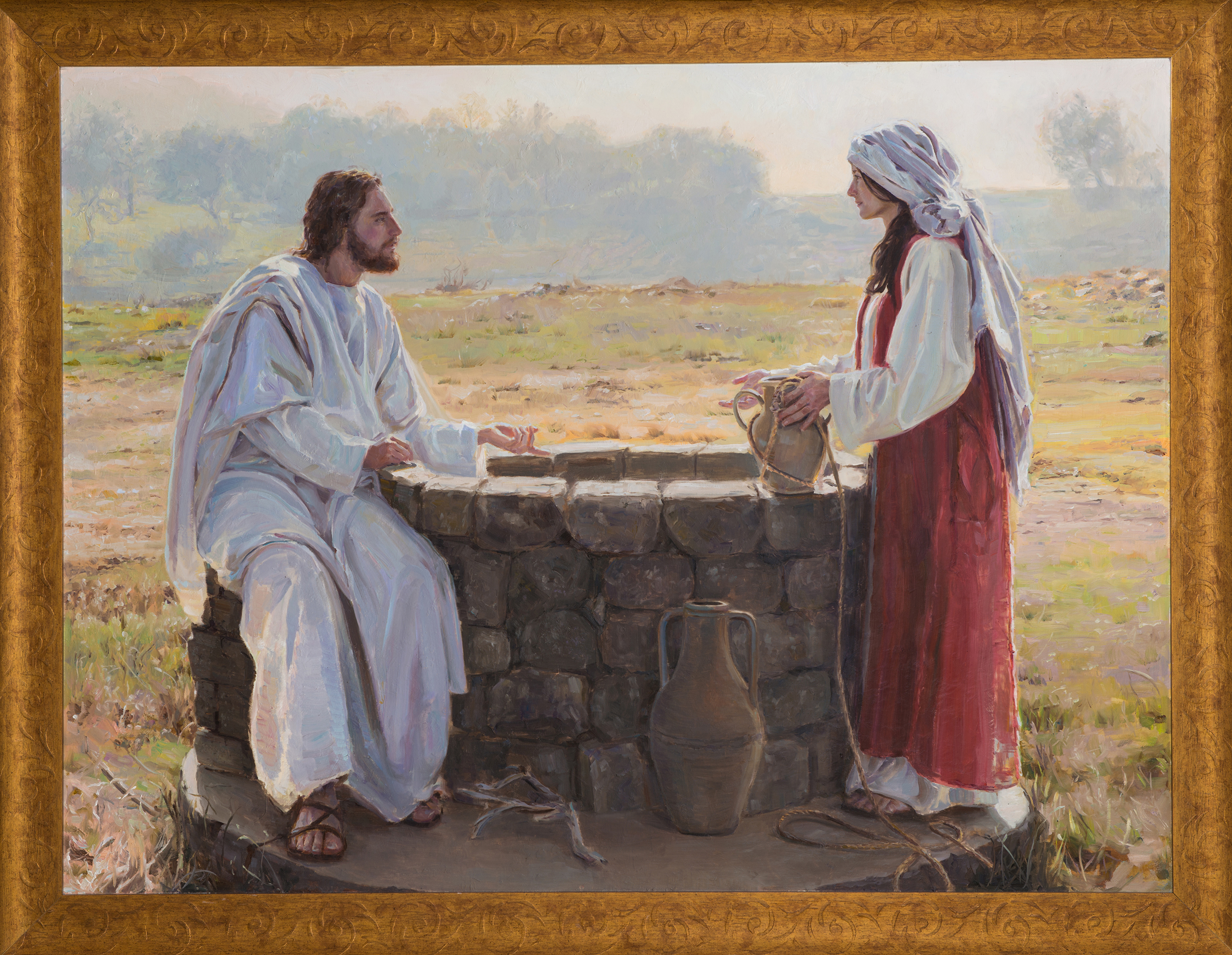 """At the Well Crystal Suzanne Close 