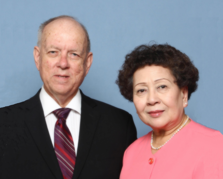 Roy S. and Amelia S. Bush