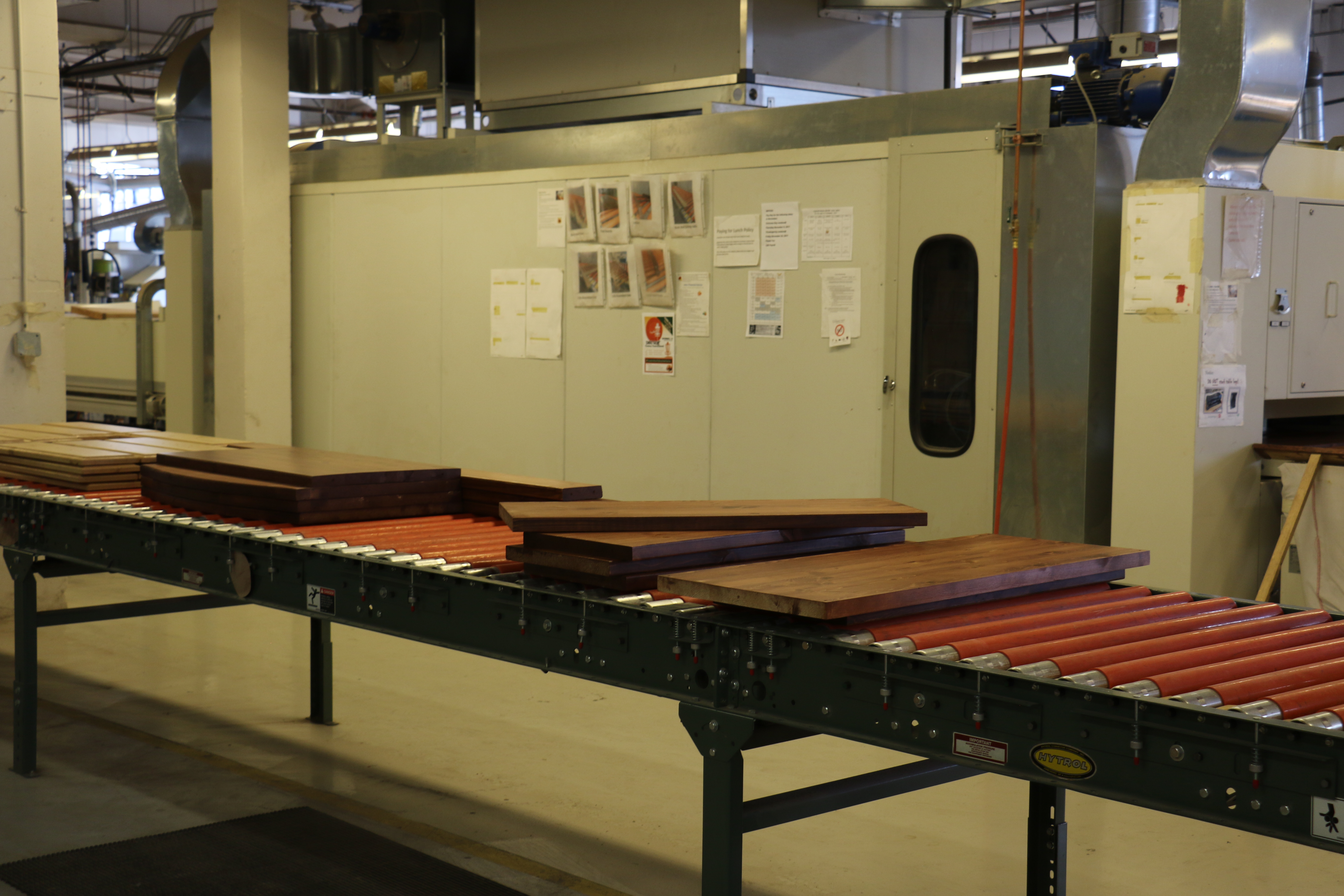 Furniture — beds, dressers and mattresses — available through the Deseret Industries is made at the Deseret Manufacturing facility in Salt Lake City.