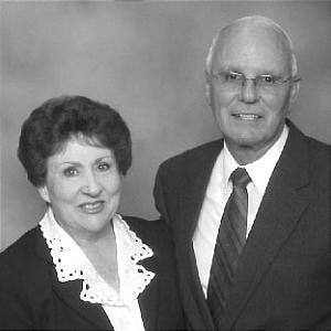 Shirley and Joseph Memmott