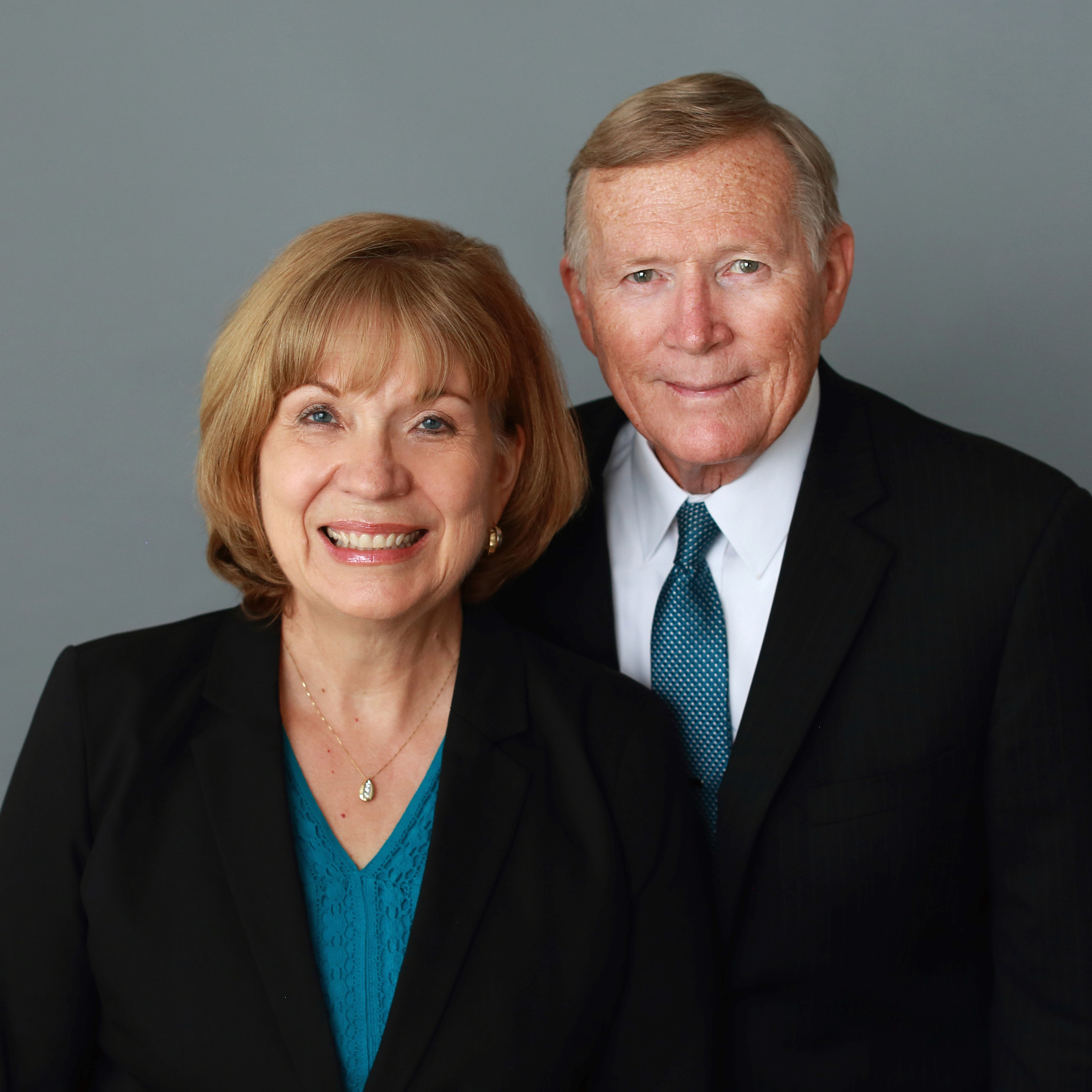 Rose Ann and Timothy M. Olson