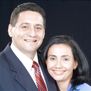Geraldo S. and Lucia M. Lima