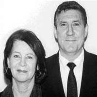 Bonnie and Lindon Robison
