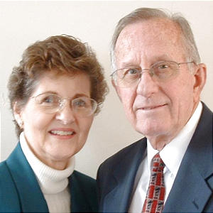Mary Ann Wood and Ronald Dee Jamison