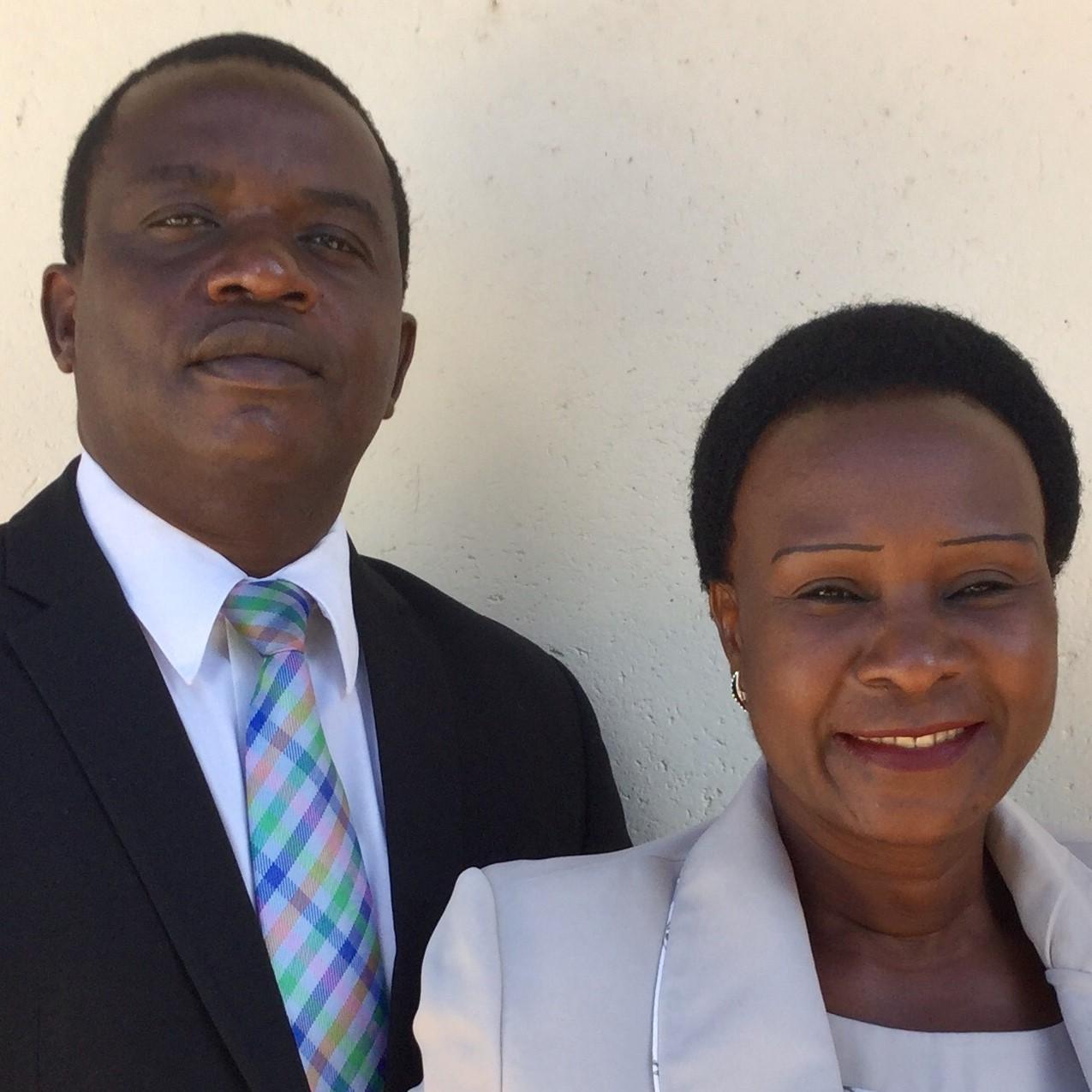 Albert and Melion Mutariswa