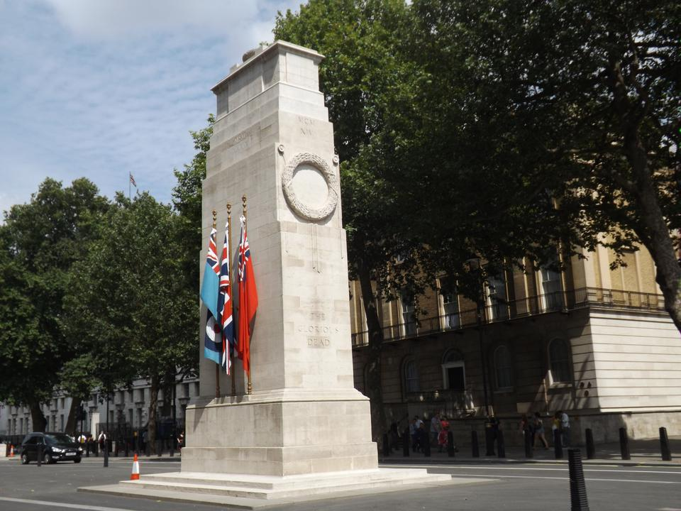 The Cenotaph memorial in Westminster, England, will again be the site of the Nov. 11 National Remembrance Service. This year service commemorates the 100th anniversary of the end of World War I and will include representatives from The Church of Jesus Christ of Latter-day Saints.