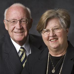 Richard Karl and Lois Sager