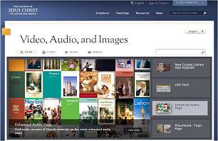 LDS org Media Library: learn, share, create - Church News
