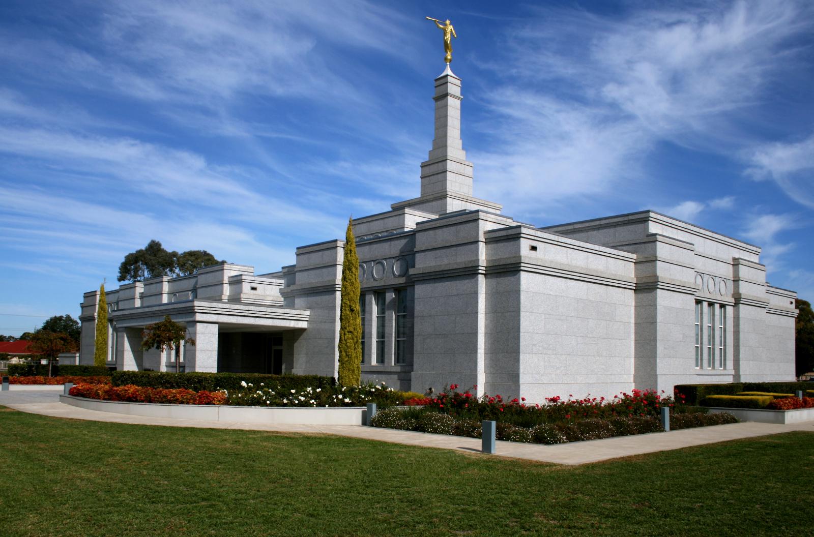 Adelaide Australia Temple