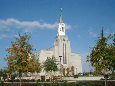 Boston Massachusetts Temple