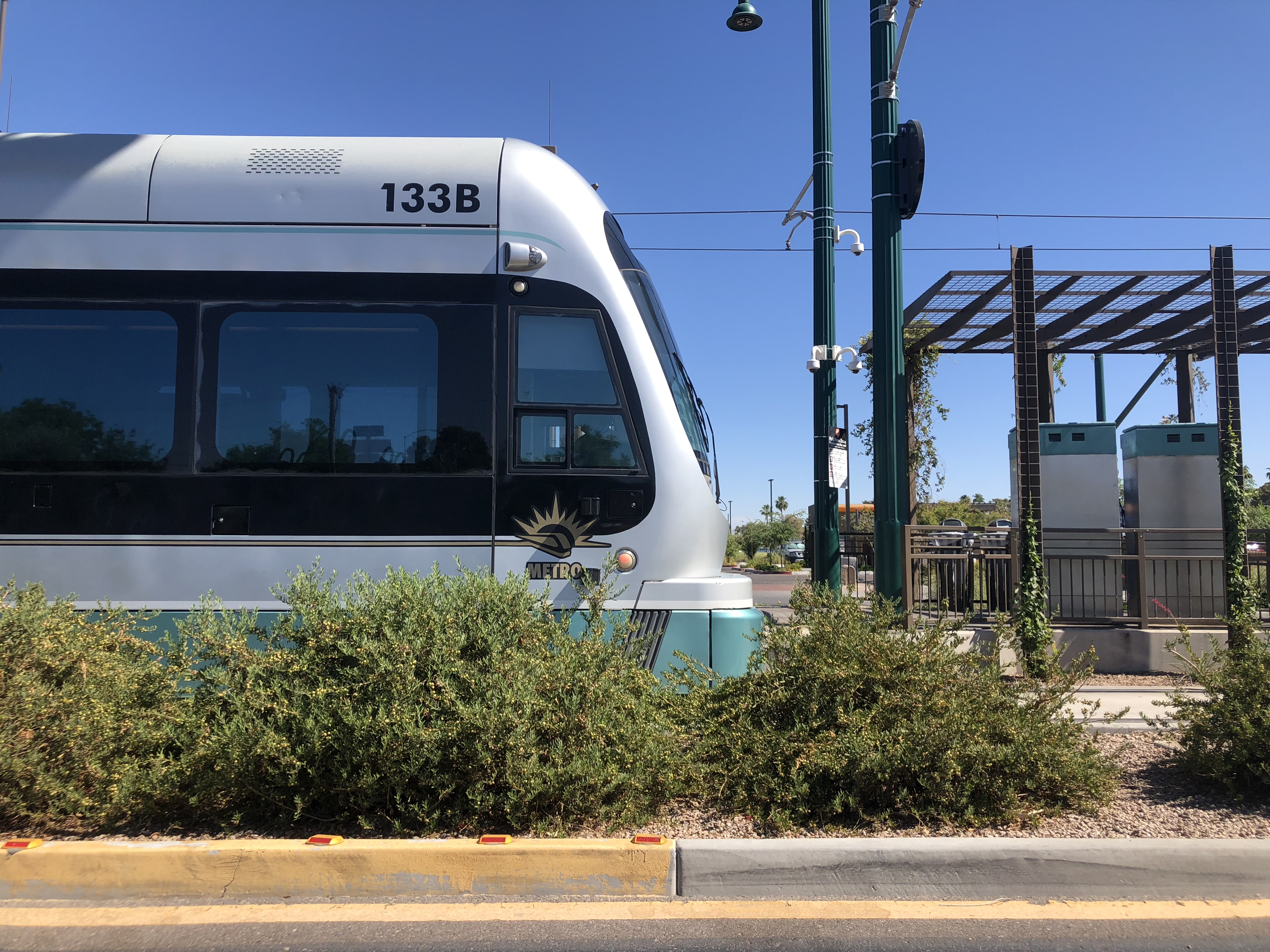 The light rail expansion will bring travelers along Main Street, directly north of the temple. The Mesa Drive/Main Street station is just steps from the proposed Discovery Center.