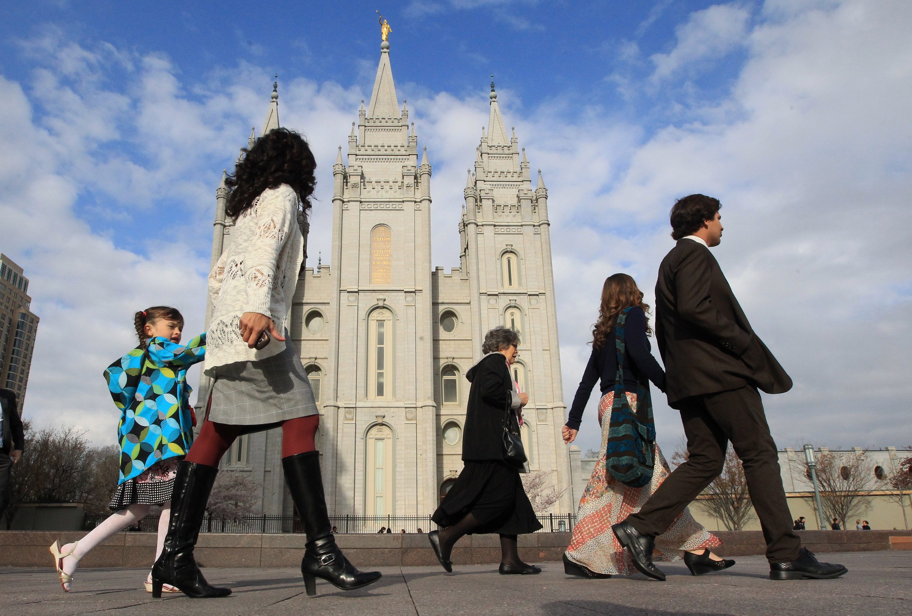 In January 2019 the First Presidency of The Church of Jesus Christ of Latter-day Saints released a statement on temples.