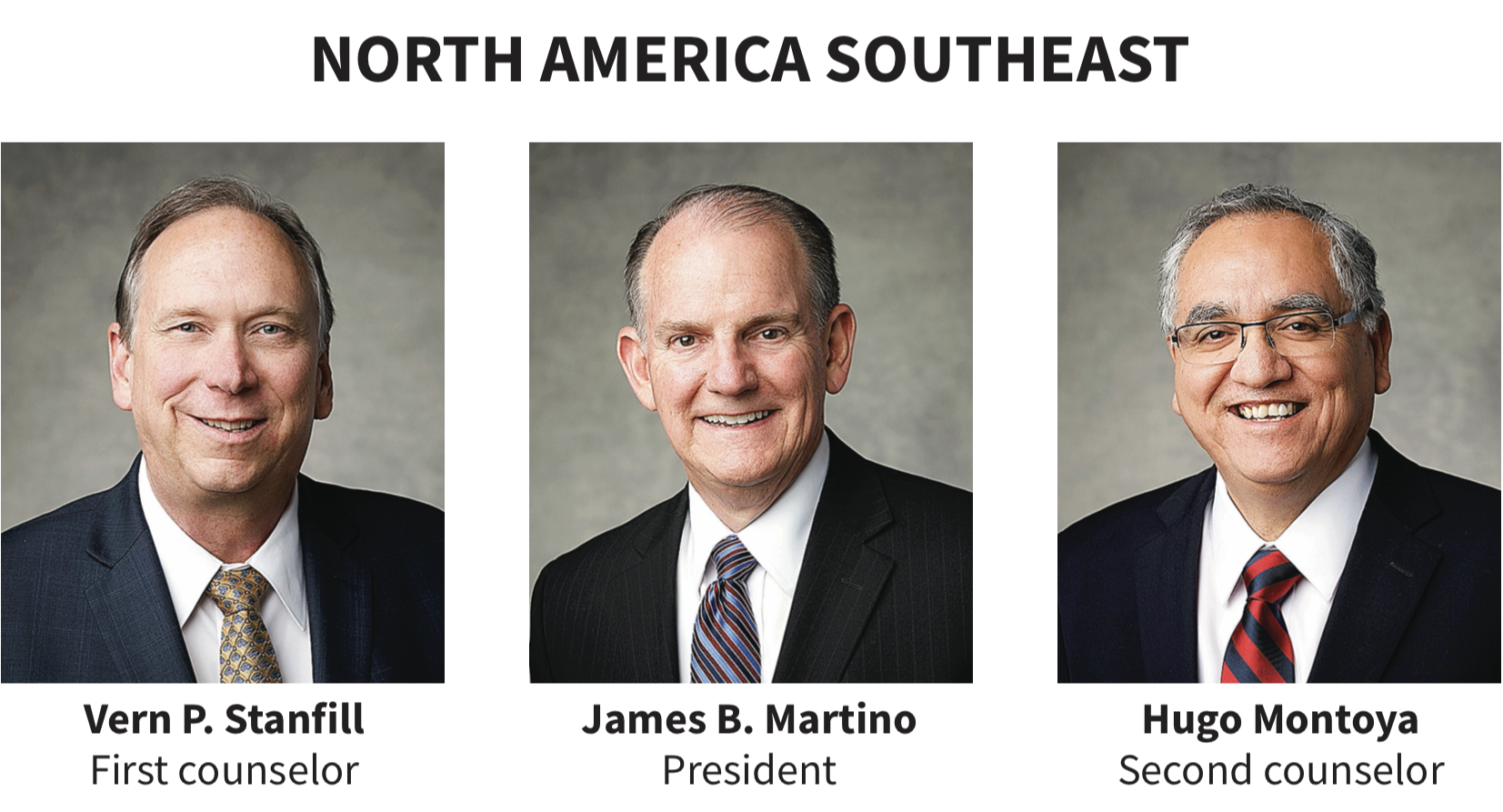 North America Southeast area presidency