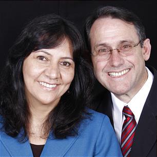 Ana Lucia S. and H. Moroni Klein