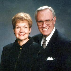 Catherine and Robert Pedersen