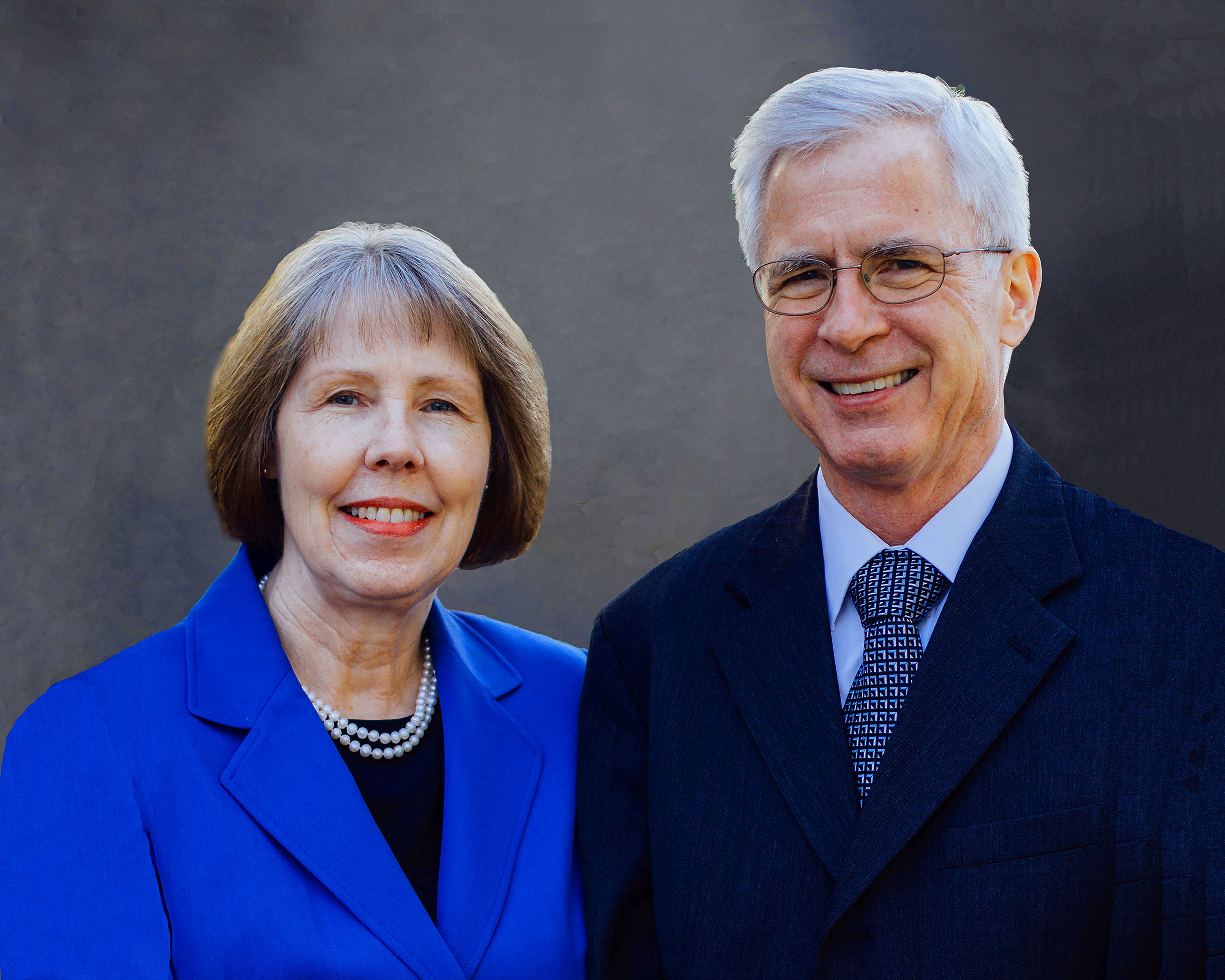 Catherine H. and Eric G. Andersen