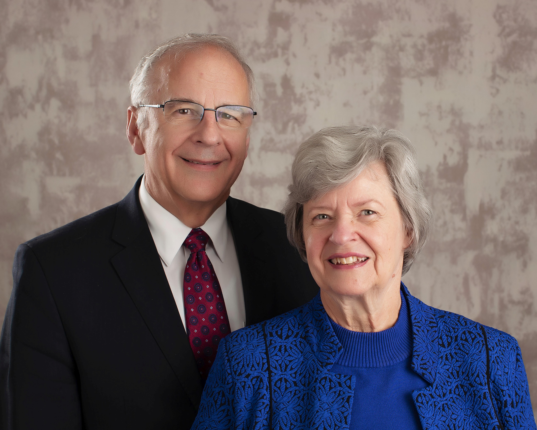 James L. and Barbara N. McCarrey III