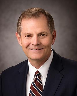 Elder Gary E. Stevenson of the Quorum of the Twelve Apostles
