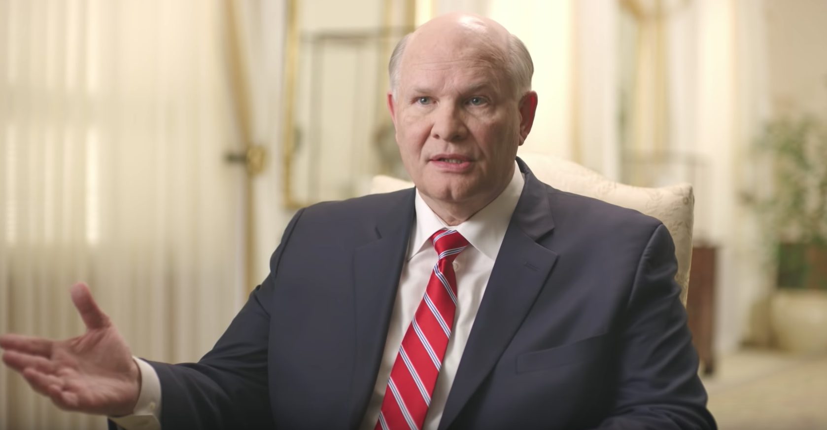 Elder Renlund talks about suicide prevention in a new series of videos produced by the Church.