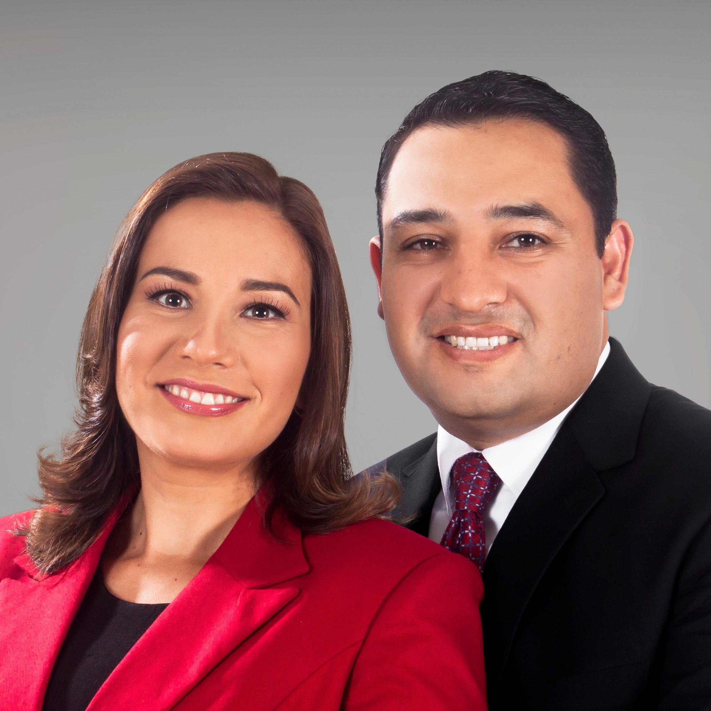 Jenny E. Antelo de Salazar and Randol Salazar Quiroga
