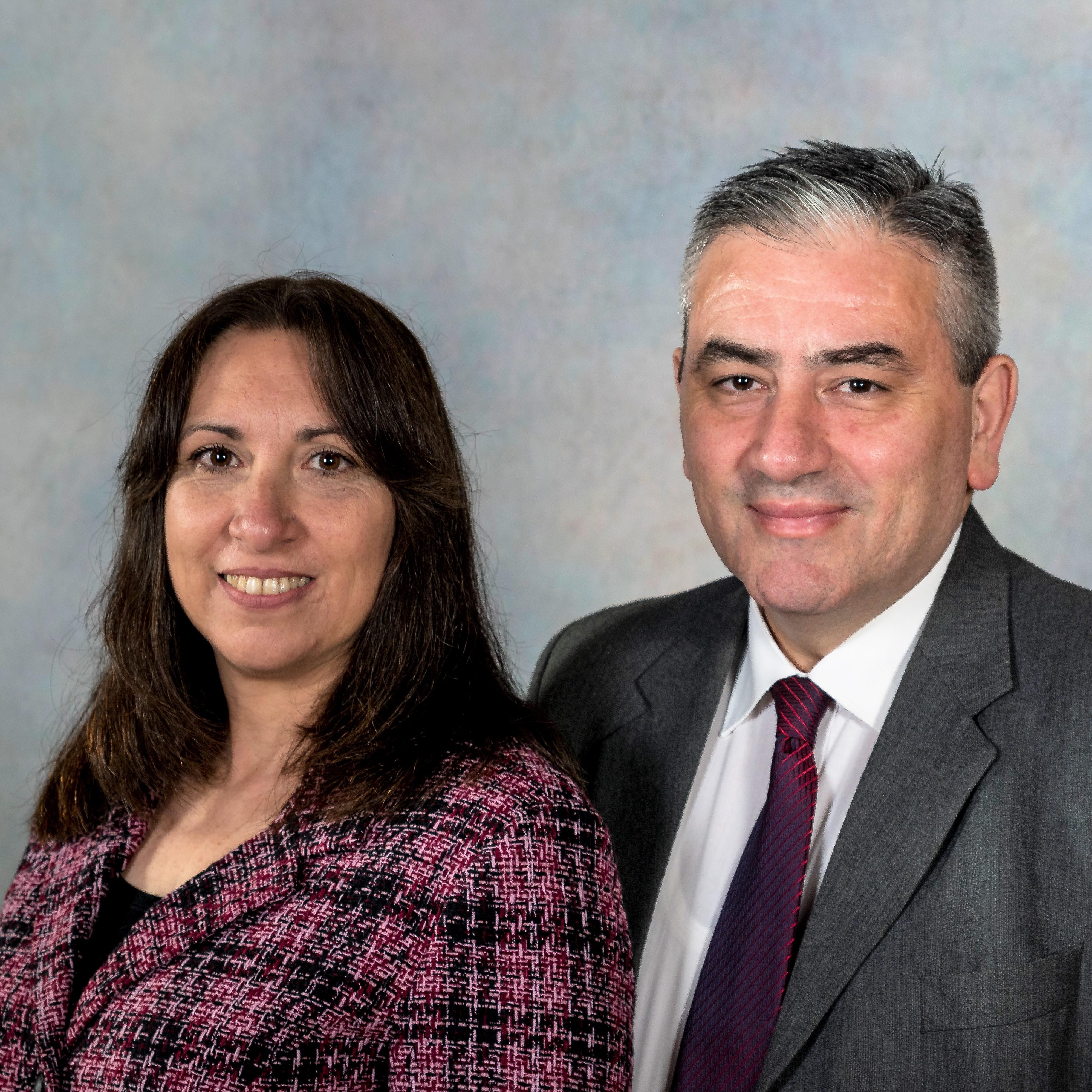 Claudia Jaquelina and H. Marcelo Cardús