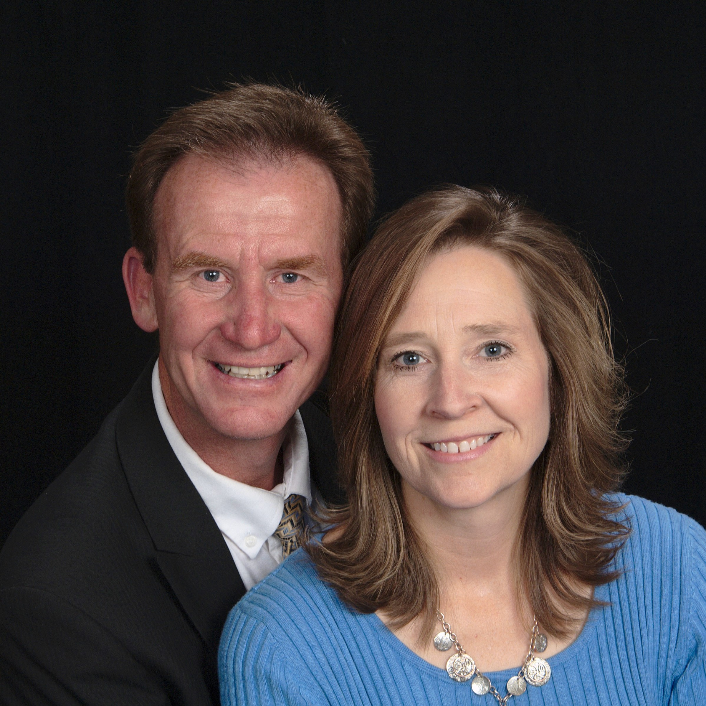 Brent Whiting and Laurie Whiting