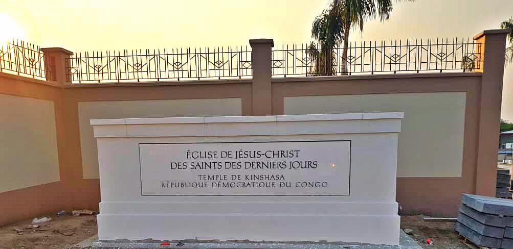 Kinshasa Democratic Republic of the Congo Temple