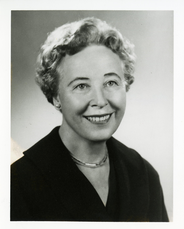 Sister Helen K. Richards, wife of Elder Franklin D. Richards of the Presidency of the Seventy