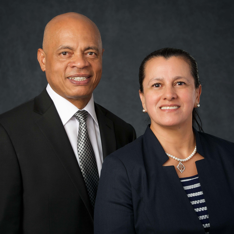 Germán and Lourdes E. Laboriel