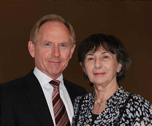 David P. and Valerie K. Meredith