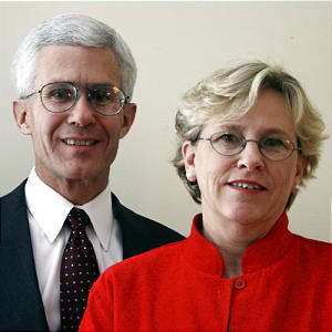 Bruce R. and Glenys L. Clark